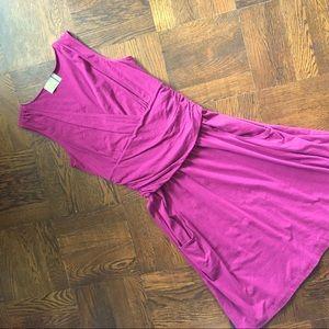 Athleta Dresses - Athleta Jura Dress Raspberry